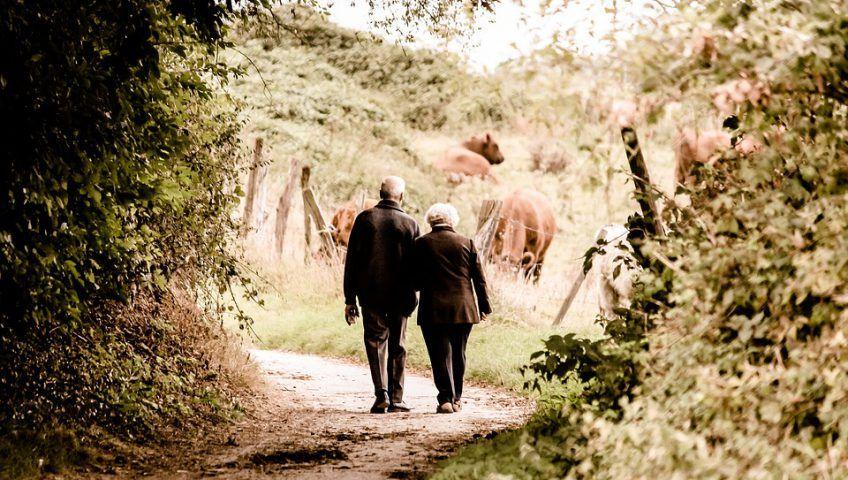 Podología para ancianos