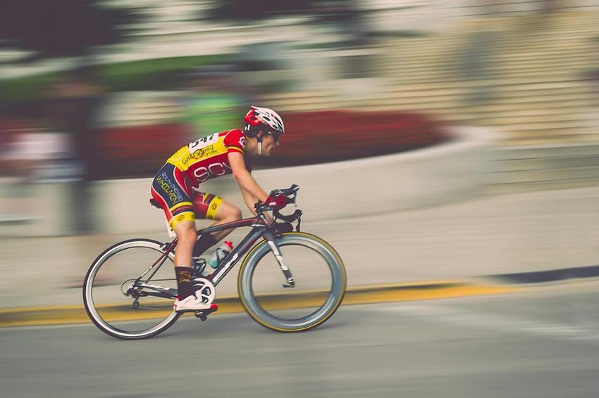 Podología Deportiva Ciclismo